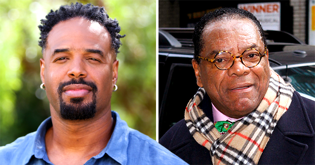 Shawn Wayans from 'In Living Color' Delivered Emotional yet Hilarious Eulogy at John Witherspoon's Funeral