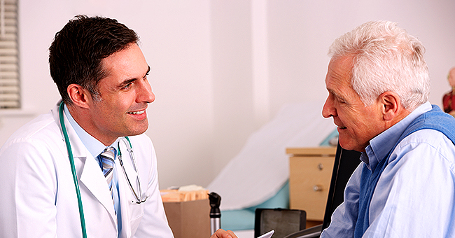 Daily Joke: A Man Goes to the Doctor for a Checkup