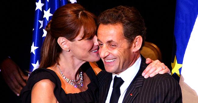 Carla Bruni et Nicolas Sarkozy : l'histoire de la seule photo prise à leur mariage