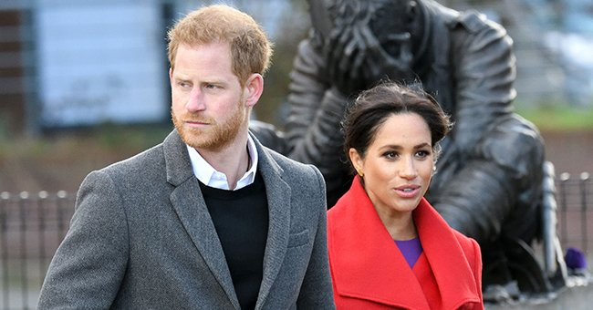 Twitter Users Plead for the Media to Stop Giving Prince Harry & Meghan Markle Publicity