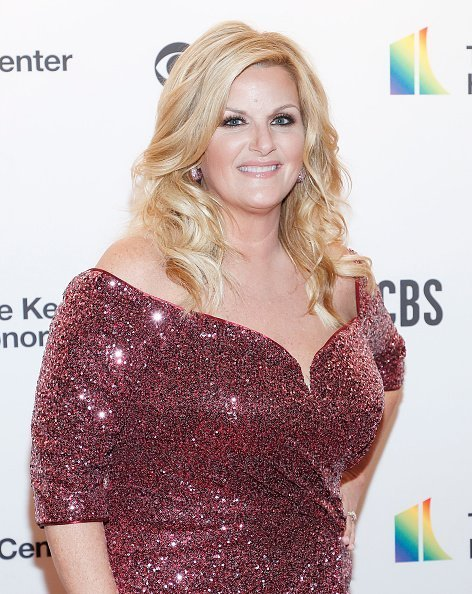 Trisha Yearwood at Kennedy Center Hall of States on December 08, 2019 in Washington, DC. | Photo: Getty Images