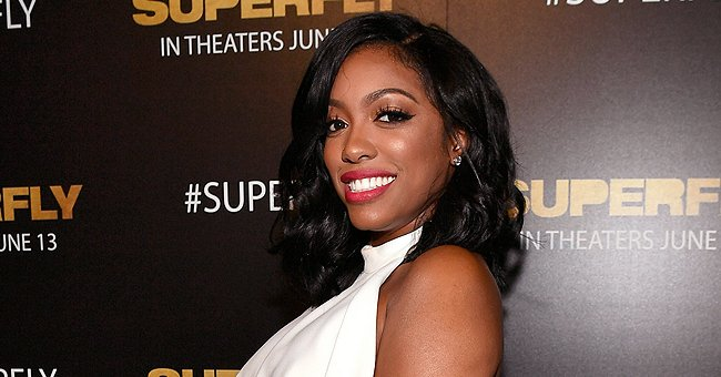 See TBT Photos Porsha Williams Posted to Show Why Daughter Pilar Looks Like Both Her & Ex Dennis