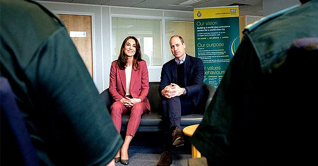 William and Kate Pay Tribute to NHS Staff Providing Advice & Care Amid Coronavirus Fears