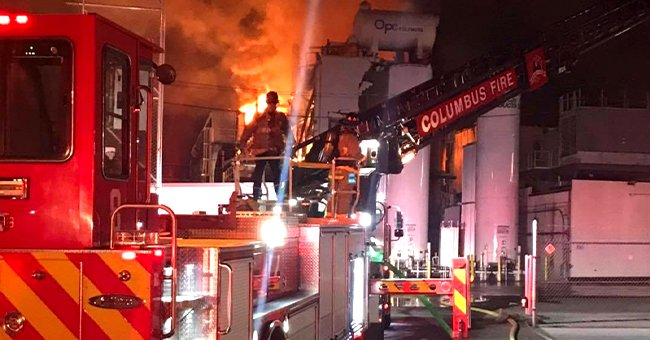 Over 100 Firefighters Battle Fire At a Columbus Paint Plant — Details Revealed On the Tragedy