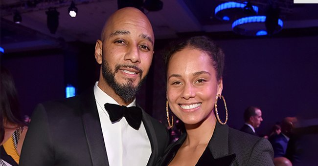 Alicia Keys' Husband Swizz Beatz Sacrifices His Sleep for Workout with His Wife in Sweet Video