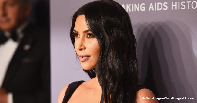Kim K. Warns Parents to Monitor What Kids Are Watching as Alleged 'Momo Challenge' Raises Concern