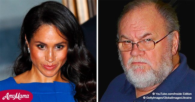 Thomas Markle reportedly receives death threats from a criminal