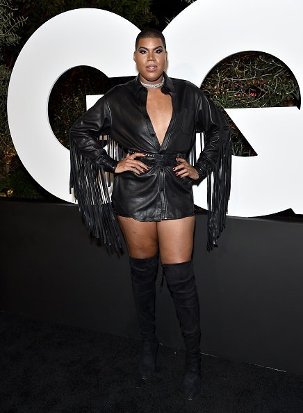 EJ Johnson attends the 2019 GQ Men of the Year at The West Hollywood Edition in West Hollywood, California. | Photo: Getty Images