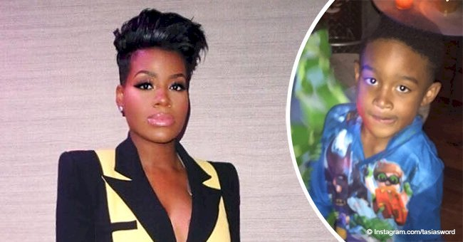 Fantasia Barrino captures hearts with photo of her son Dallas, rocking adorable blue PJs