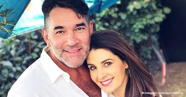 Mayrín Villanueva confesó lo difícil que es tener intimidad con Eduardo Santamarina