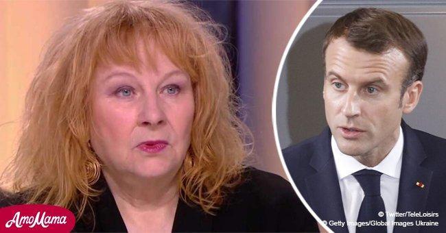 """""""Il est loin de l'humain!"""": Yolande Moreau adresse des mots amers à Emmanuel Macron"""