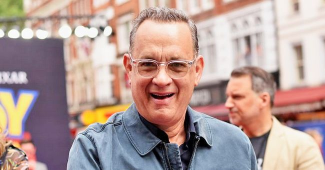 Tom Hanks Looks Older in New Film 'News of the World' as He Transforms into a Civil War Veteran