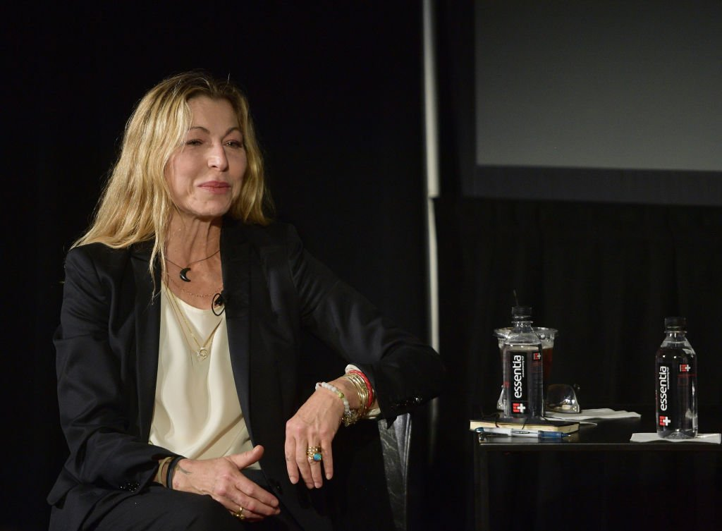 Tatum O'Neal attends the 'Chloe Grace Moretz in conversation with TK' during Vulture Festival presented by AT&T at Hollywood Roosevelt Hotel in Hollywood, California | Photo: Getty Images