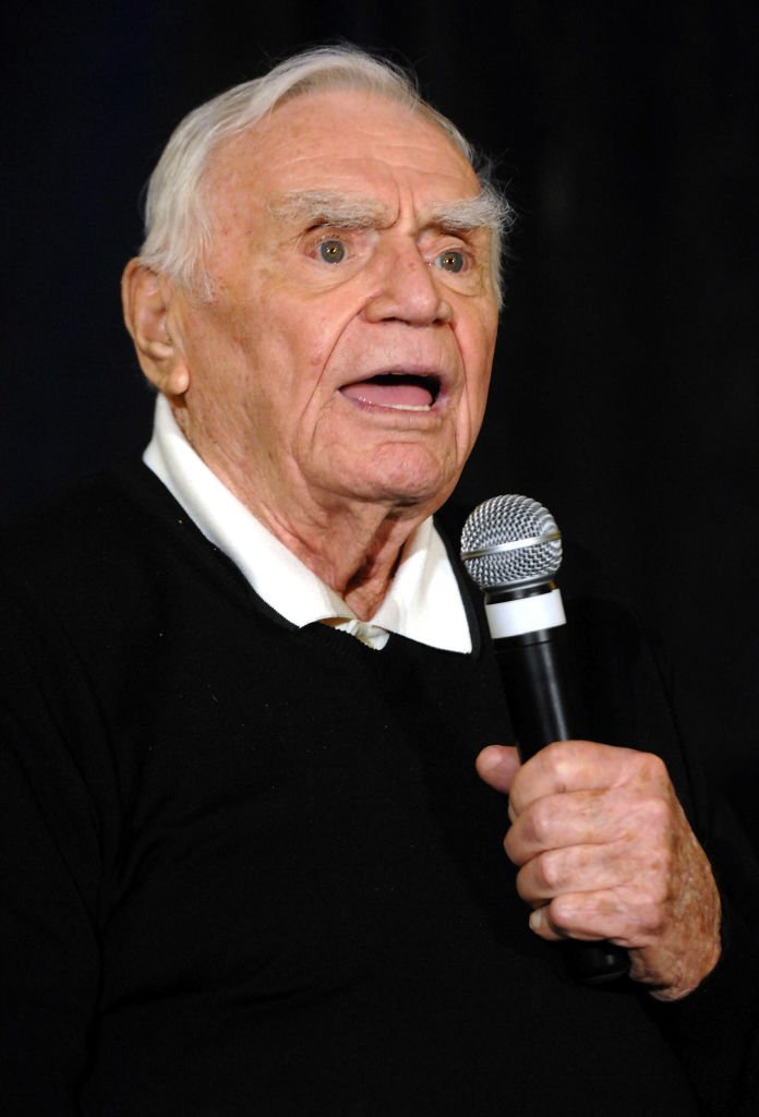 Ernest Borgnine on May 14, 2011 in Los Angeles, California | Source: Getty Images