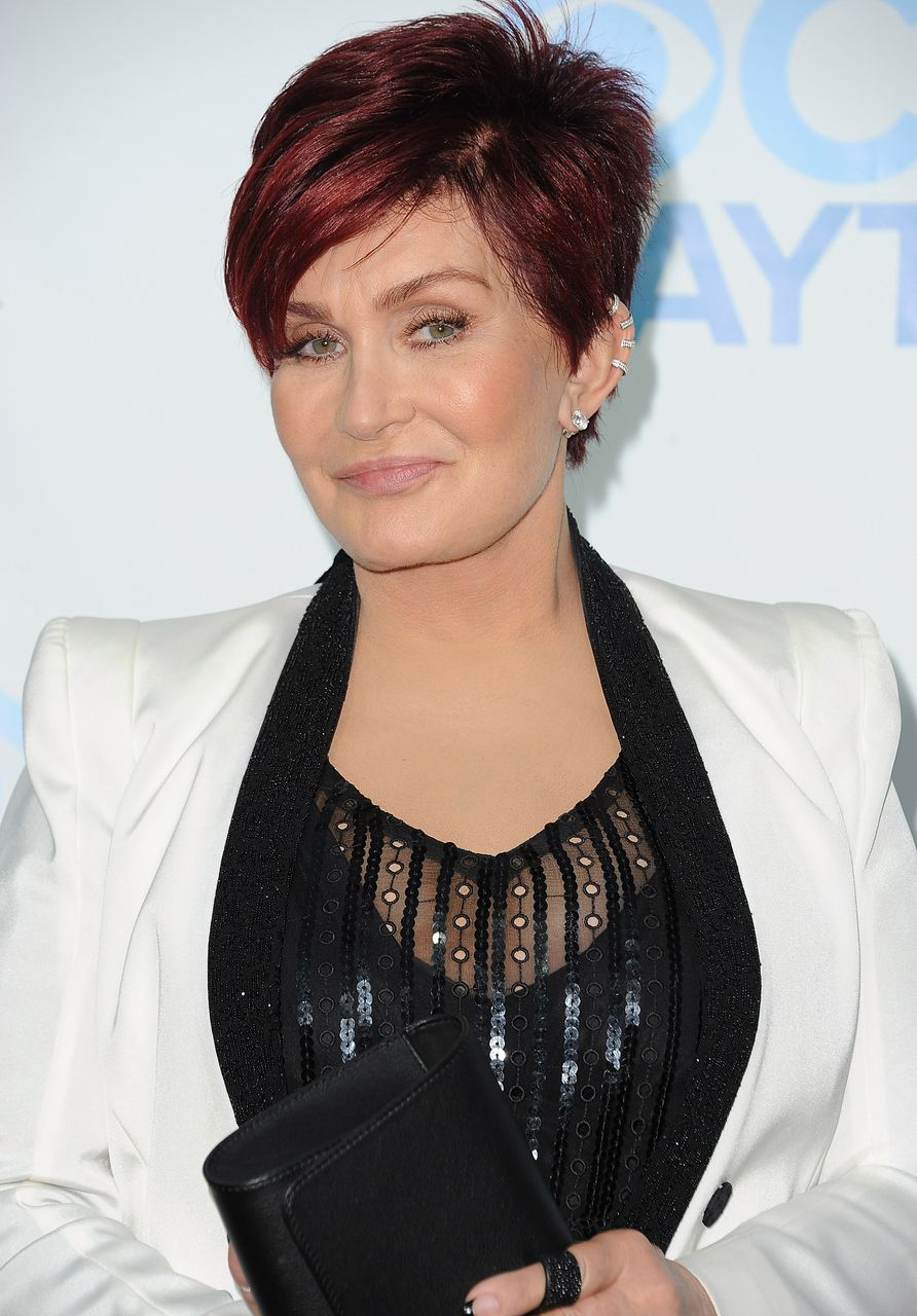Sharon Osbourne during the 41st Annual Daytime Emmy Awards CBS after party on June 22, 2014. | Source: Getty Images