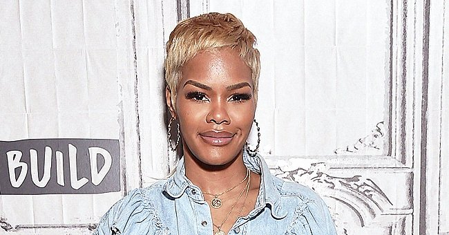 See Stunning Photos Teyana Taylor Shared of Adorable Black-Haired Baby Rue on Her 2 Month B-Day