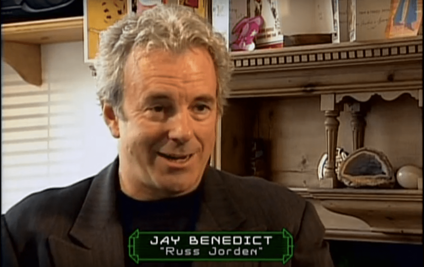 "Jay Benedict in an interview for ""Aliens (1986)"". 