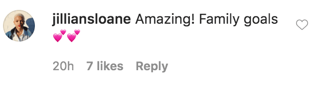 A fancommented on a video of Russell Wilson doing his daughter, Sienna Wilson's hair | Source: Instagram.com/Ciara