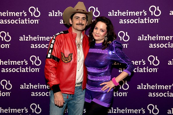 Brad Paisley and Kimberly Williams-Paisley on September 29, 2019 in Nashville, Tennessee. | Photo: Getty Images