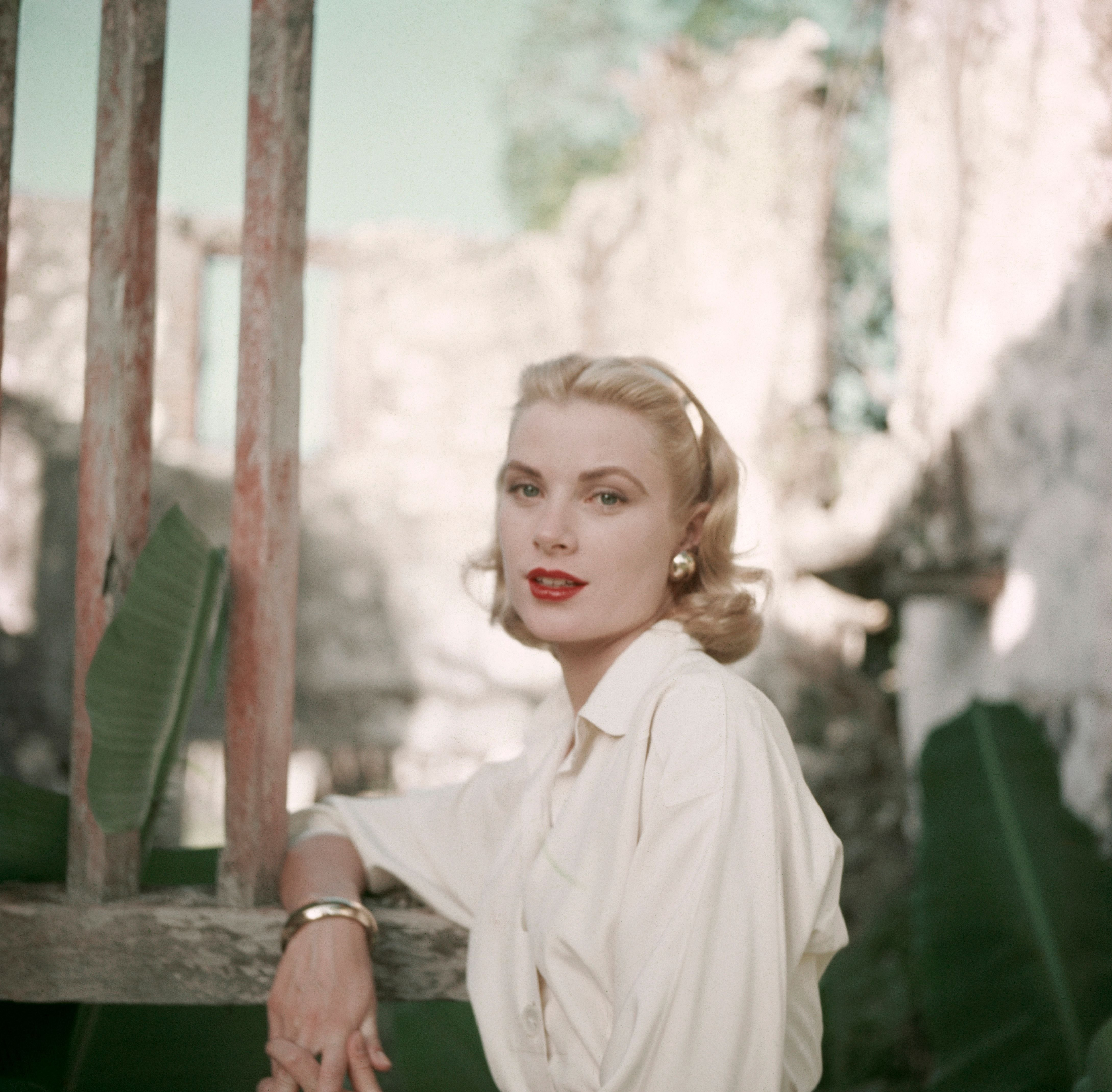 Grace Kelly (1929 - 1982), circa 1955. | Source: Getty Images