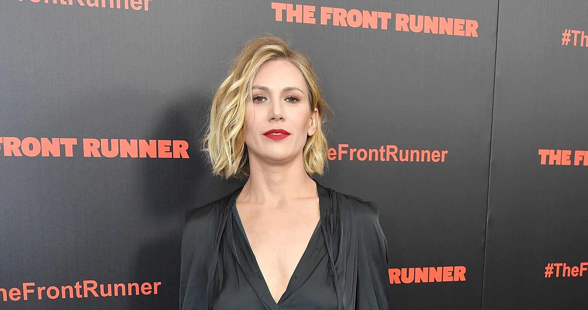 "Jennifer Landon attends ""The Front Runner"" New York Premiere 