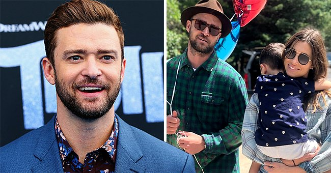 Justin Timberlake Is a Proud Father of 2 Beautiful Kids — Meet His Sons, Silas and Phineas