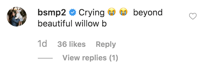 Bristol Palin comments on a picture of Willow Bailey with her husband, Rickey Bailey and their new-born twins Banks and Blaise | Source: instagram.com/wbf_