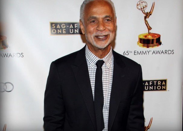 Photo of Ron Glass during an event | Photo: Youtube /  Wochit Entertainment