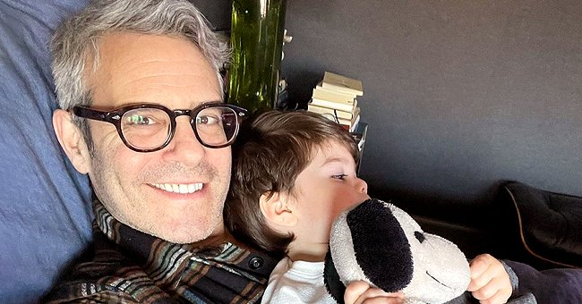 Andy Cohen Opens up about His Son Ben's Recent Milestone That Simply Melts His Heart