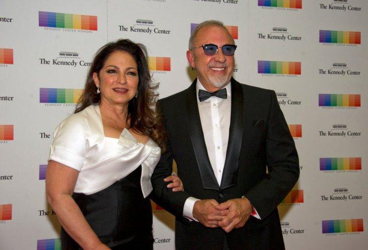 Gloria y Emilio Estefan. | Imagen: Getty Images