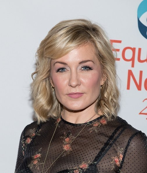Amy Carlson attends the 2017 Equality Now Gala at Gotham Hall on October 30, 2017 | Photo: Getty Images