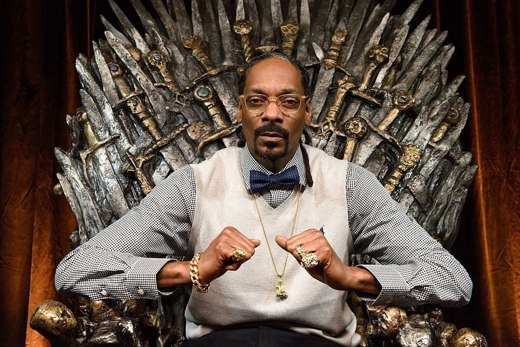 "Snoop Dogg attends the ""HBO Game of Thrones Presents: Snoop Dogg Catch The Throne"" event At SXSW on March 20, 2015. 