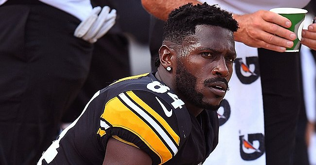TMZ: Antonio Brown Files Legal Documents to Get Ex & Baby Mama out of His House