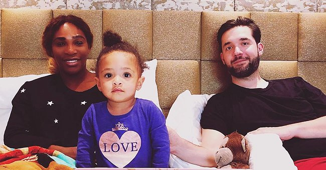 Serena Williams' Husband Alexis Ohanian Talks about Discovering Seasoning and Daughter Olympia's Food Tastes