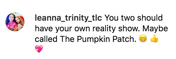 Fans react to Lauryn 'Pumpkin' Shannon's photo   Instagram