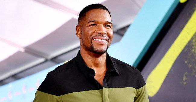 See How Michael Strahan Spent Time with His Twin Daughter Sophia over Food