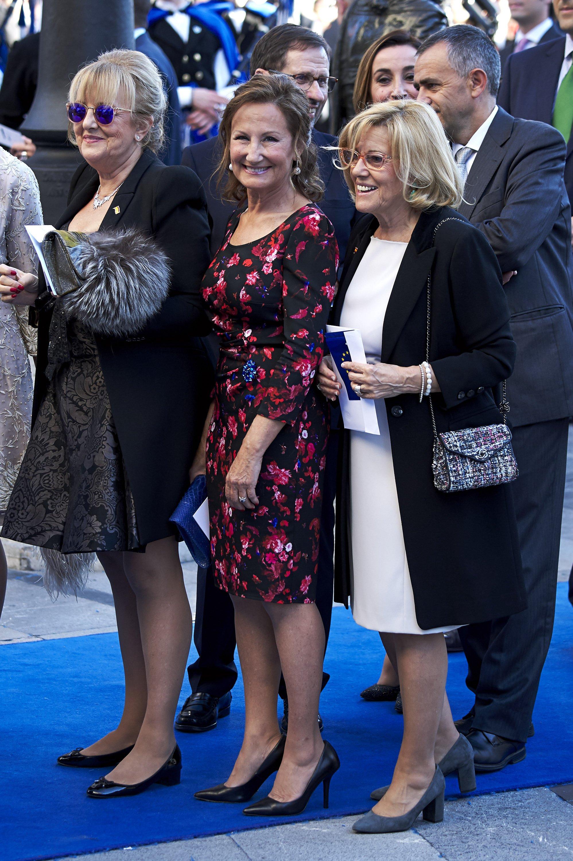 Paloma Rocasolano en los Premios Princesa de Asturias 2017 en el Teatro Campoamor, Oviedo, España. | Imagen: Getty Images/GlobalImagesUkraine