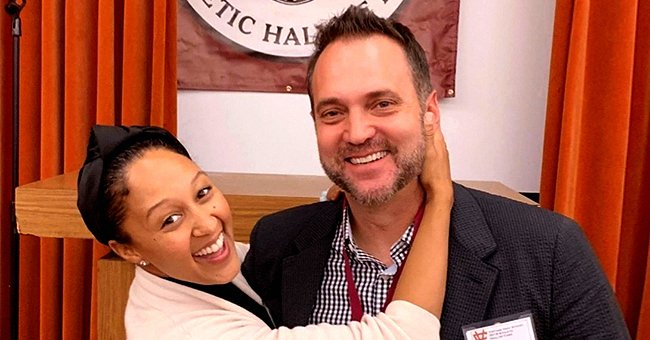 Tamera Mowry Shares Weave Incident That Made Her Realize Husband Adam Housley Was Okay with Dating a Black Woman