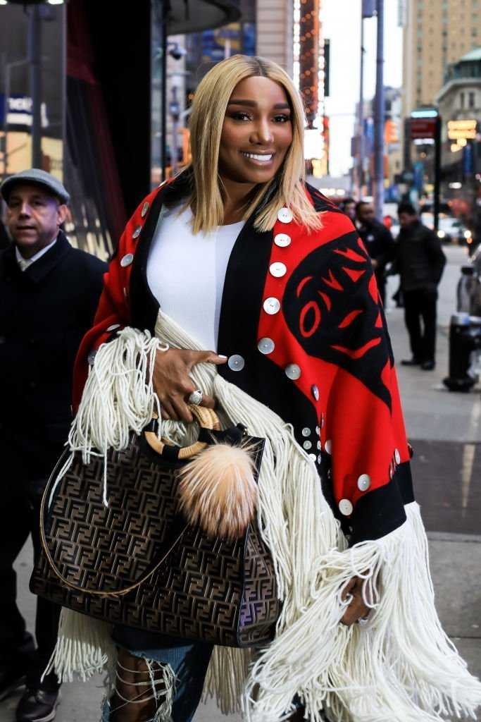 NeNe Leakes is seen at 'Good Morning America' | Photo: Getty Images