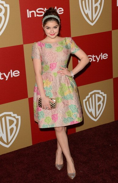 Ariel Winter, 14th Annual Warner Bros. And InStyle Golden Globe Awards After Party | Quelle: Getty Images