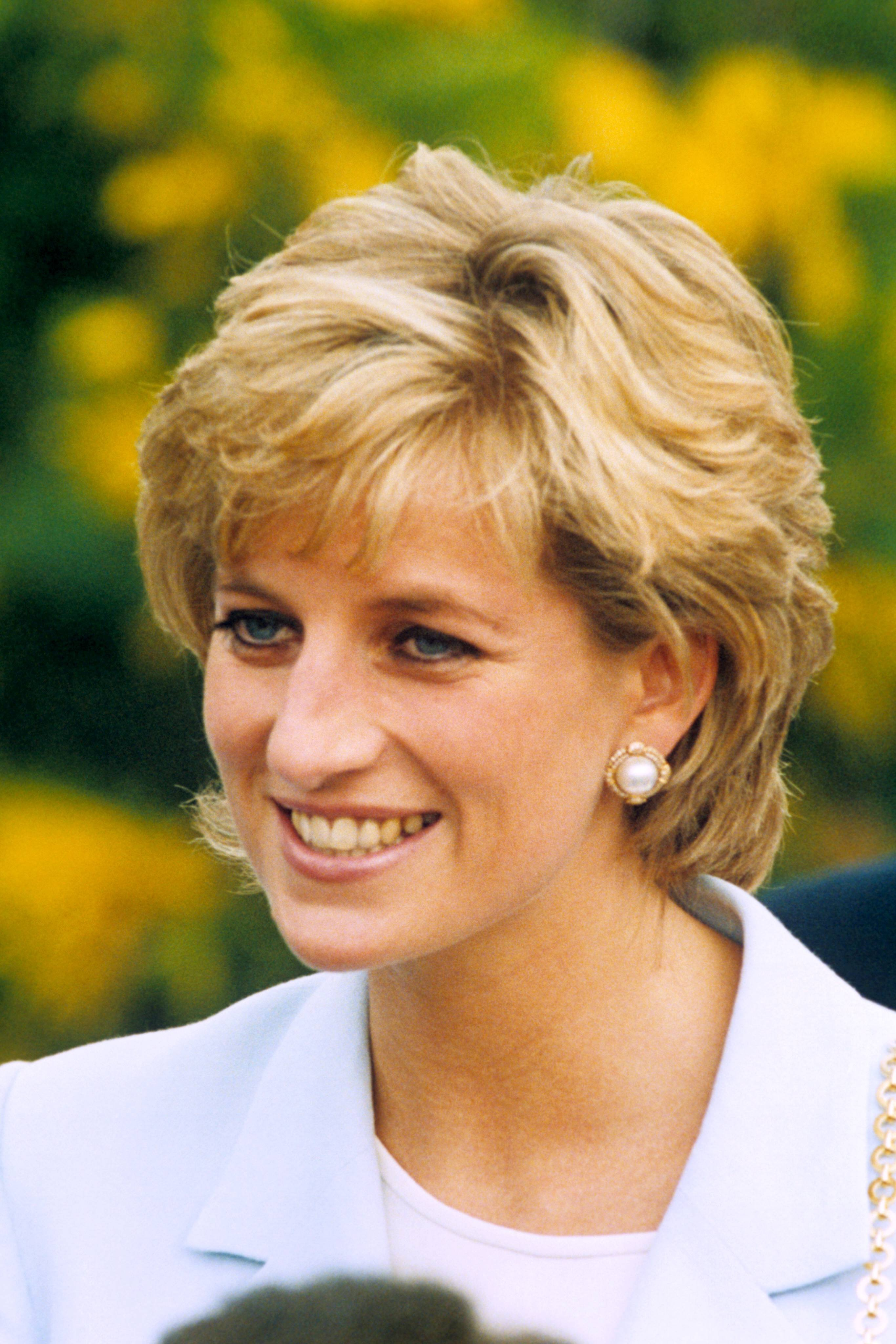 A beautiful photograph of Princess Diana | Photo: Getty Images