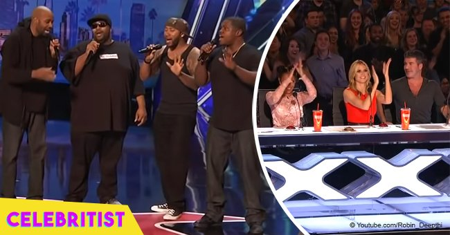 This Is the Story of 4 Tough Guys Who Surprised 'AGT' Judges and the Crowd with Their Voices