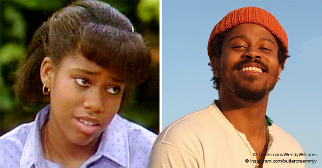 """Remember Brenda Jenkins On """"227""""? Her Son Looks Just like Her & Recently Celebrated His 23rd B-Day"""