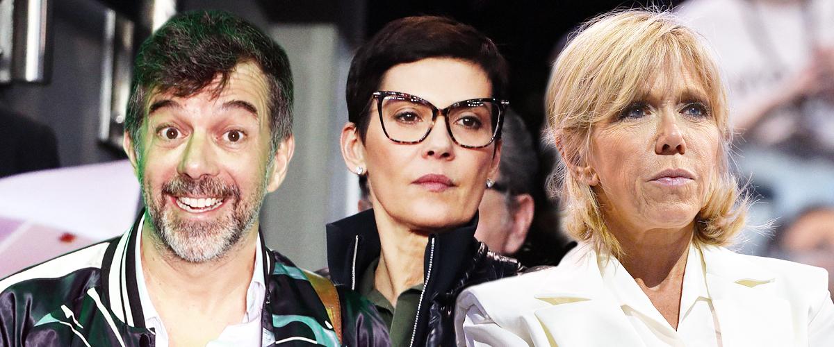 Cristina Cordula s'est excusée d'avoir insulté Brigitte Macron : Stéphane Plaza se moque d'elle