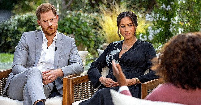 People: Royal Family Feels Deep Sorrow and Shock over Meghan & Harry's Interview