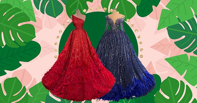Exploring The Idea Of Colorful Wedding Dresses