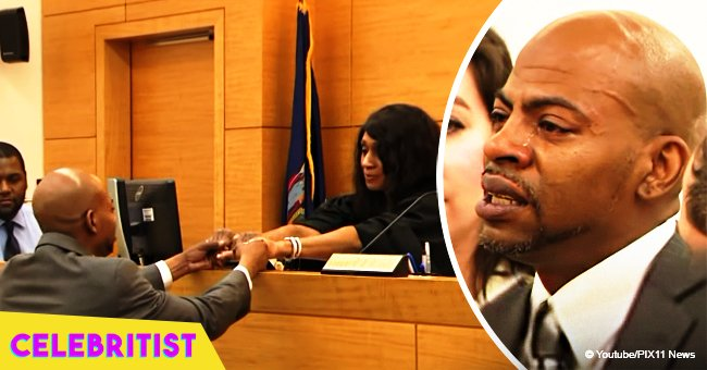 Emotional moment when man is exonerated after wrongfully convicted for 27 years still melts hearts