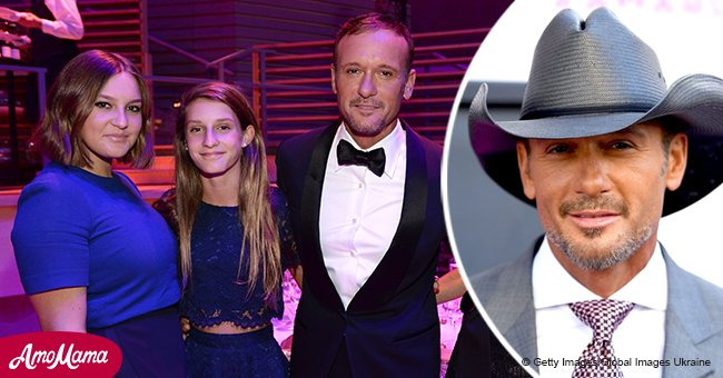 Tim McGraw has strict rules for anyone who wants to take his daughters out on a date