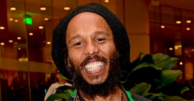 Ziggy Marley's Son Abraham Looks like His Dad in These Beautiful Family Photos on His Birthday