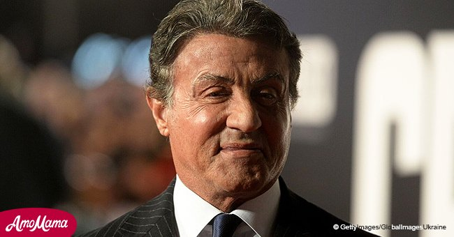 Sylvester Stallone's 38-year-old son struggles to find love